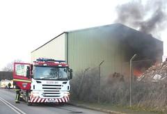 Scania NK10AZA Cleveland Fire Brigade (seacoaler) Tags: truck pump tender appliance brigade fite