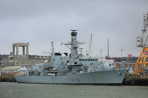 HMS Northumberland (F238)