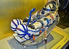 National Space Centre - H Sharman Great Britain Astronaut (amhjp) Tags: history museum nikon technology space astronaut historic historical spaceship nationalspacecentre cosmanaut amhjpphotography amhjp