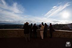 Balconata panoramica (andrea.prave) Tags: italien italy italia tuscany siena sangimignano toscana toscane italie toskana          discovertuscany visittuscany