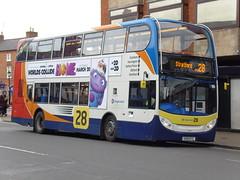 Stagecoach Warwickshire - KX10 KTC (BigbusDutz) Tags: 400 alexander dennis warwickshire stagecoach enviro ktc kx10