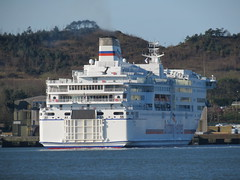 15 03 21 Pont Aven  (20) (pghcork) Tags: ferry cork ferries brittanyferries corkharbour