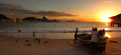 Pescadores no Amanhecer da Praia de Copacabana Fishermen at Dawn on Copacabana Beach - Rio450  #RiodeJaneiro #Copacabana #Rio450Years (.**rickipanema**.) Tags: brazil rio brasil riodejaneiro copacabana sugarloaf podeaucar copa pescadores praiadecopacabana breakingdawn rickipanema praiasdorio rio2016 montanhasdorio praiasdoriodejaneiro praiascariocas pescadoresdoriodejaneiro pescandonorio coloniadepescadoresdecopacabana beachofriodejaneiro amanhecernoriodejaneiro montanhasdoriodejaneiro mountainsofriodejaneiro mountainsofrio beachesofrio dawninriodejaneiro amanhecernapraiadecopacabana dawninrio pescadoresdecopacabana dawnincopacabanabeach rio450 rio450anos breakingdawninrio breakingdawnincopacabanabeach breakingdawninriodejaneiro rio450years
