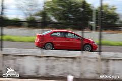 Honda Civic SI - Track Day de Londrina (CanalMaxPower) Tags: red max honda canal track day power si vermelho civic londrina