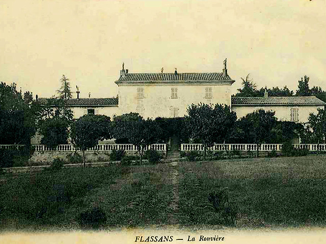 Chateau de la rouvière