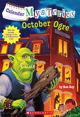 October Ogre (Vernon Barford School Library) Tags: new school fiction halloween monster mystery sisters reading book high twins october brothers sister cousins brother library libraries reads twin books siblings haunted read paperback cover junior novel cousin covers monsters bookcover sibling middle vernon quick recent qr bookcovers haunt ogre paperbacks mysteries novels fictional october31 hauntedhotel allhallowseve barford ogres softcover october31st quickreads quickread vernonbarford mysteryfiction softcovers mysterystory ronroy johnstevengurney mysterystories hallowneen 9780545630900 calendarmysteries