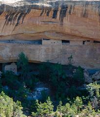 Cliff dwellings, Mesa Verde
