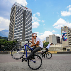 (@FortuneCris) Tags: bike gear caracas fixed