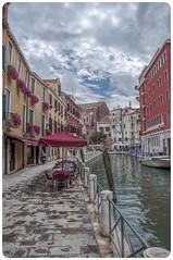 Venedig (gerdpio) Tags: italien venice italy canal grande italia gondola venezia castello venedig rialto sanmarco canale vaporetto dorsoduro grandecanal canalgrande giudecca actv cannaregio sanpolo wasserbus simplysuperb lagunenstadt