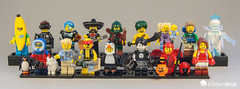 LEGO Collectible Minifigures Series 16 (The Brothers Brick) Tags: lego series 16 collectible minifigs 2016 cmf minifigures cmfs