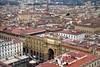 Piazza Della Repubblica, Florence (snigdhendu) Tags: florence giottos bell tower plaza della repubblica roof tops travel italy rx10 duomo