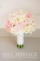 issaevents (IssaEvents) Tags: buchet mireasa superb culori pale roz si ivory bucuresti valcea slatina issamariage issaevents