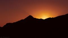 Sunset (07victor84) Tags: sunset sun peaks sundown atardecer puestadelsol amateur