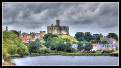 IMG_0204 Warkworth Castle (scotchjohnnie) Tags: building architecture canon landscape northumberland canoneos hdr warkworthcastle warkworth englishheritage historicbuilding riuns rivercoquet canon7dmkii scotchjohnnie canonef100400f4556lisiiusm