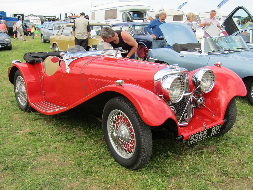 Ackworth Car Show