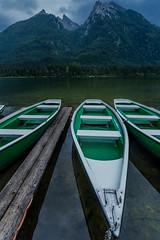 Padelboot (haziri.heroid) Tags: bayern deutschland bavaria see berchtesgaden hintersee