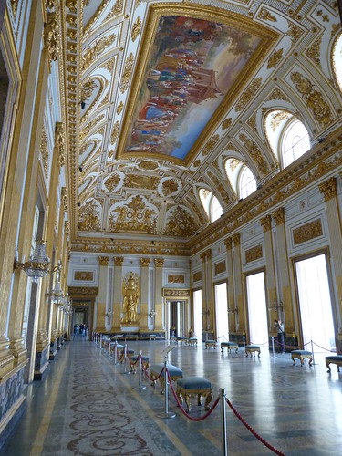 Reggia Caserta - Bourbon royal palace, state rooms (5)