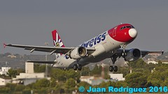 HB-IHY - Edelweiss Air -  Airbus A320-214 - PMI/LEPA (Juan Rodriguez - PMI/LEPA) Tags: nikon d90 sigma 70200mm 80400mm pmilepa aeropuerto airport sonsanjuan sonsantjoan palma mallorca airbus a320 aeroplano plane airplane aircraft hbihy edelweissair