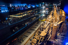 JUS_7403 (JusBrown) Tags: portsmouth historic dockyard mary rose maryrose hms warrior victory 2016