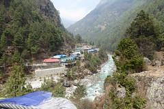 In Jorsalle (Alfesto) Tags: trekking nepal cheplung jorsalle khumbaarea himalaya sagarmathanationalpark fluss