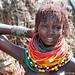 Nyangatom young woman