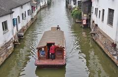 Canal - Suzhou, China (stevelamb007) Tags: china suzhou canal boat stevelamb nikon d7200 nikkor18200mm