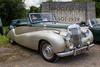 Brooklands RetroJumble and Classic Car Show 2016 - 1952 Daimler Barker Special Sport (MXK 649) (growler2ndrow) Tags: brooklandsmuseum retrojumble weybridge surrey england uk cars autos motors classic daimler