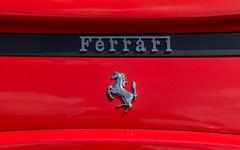 Ferrari (Rich Walker75) Tags: car cars rally ferrari rollsroyce triumph bike bikes motorcycles motorcycle bentley jaguar cornwall uk england event events