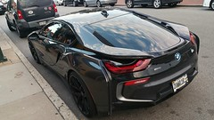 BMW i8 (Gamma Man) Tags: bmwi8 bmw i8 edrive bmwi8edrive blackbmw blackbmwi8 fast fastcar exoticcar hybridcar bmwhybrid hybridi8 bmwhybridi8