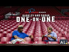 One-on-One: Charles Barkley interviews Nick Saban (Download Youtube Videos Online) Tags: oneonone charles barkley interviews nick saban
