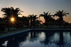 MorgenPool (NikonTreeMonkey) Tags: pool greece palms sunrise sun sommer summer sea faleraki pegasus hotel morning outdoor nature griechenland urlaub palmen meer ocean
