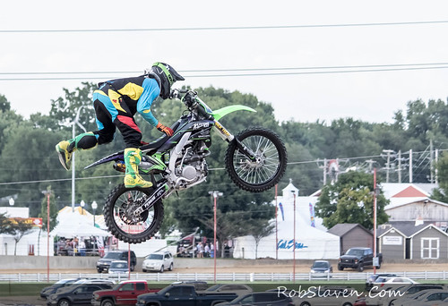 2016 Indiana State Fair Motocross Freestyle