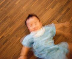A-Deng, 1 year and 4 weeks (C.Kunta) Tags: 6x7 120  iso80 kodakppn160 pentax67ii slr adeng child