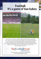 Dundee vs Rangers - 2000 - Page 35 (The Sky Strikers) Tags: dundee rangers scottish premier league spl bank of scotland dens park matchday magazine one pound fifty