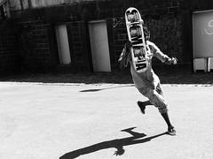 Skateboarder (judydeanclasen) Tags: skateboarder mono streetshot riverrhinepromonade dexterity dsseldorf sport