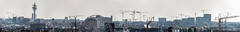 D6C_5856-Pano as Smart Object-1.jpg (PhantomFFR) Tags: roteswien hauptbahnhof skytower lassallehof cityscape panorama gemeindebau ausblick bbzentrale baustelle ohw16 altbau vienna baukran 1020 skyline openhousewien wien