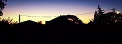 Village Sunrise (Mootman) Tags: aigne countryside light summer mootography sunrise france mootguy mootman nature rooftops trees languedocrousillon landscape sun