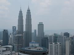 Petronas Tower - View 6 (Guillaume Ferrante) Tags: kuala lumpur