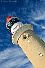 Cape du Couedic lighthouse (simone_a13) Tags: australia southaustralia kangarooisland lighthouse bluesky nationalpark flinderschasenationalpark