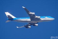 KLM --- Boeing 747-400 --- PH-BFG (Drinu C) Tags: adrianciliaphotography sony dsc hx100v ams eham plane aircraft aviation 747 klm boeing 747400 phbfg