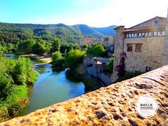 Besal (Girona) (Mara C.M) Tags: besal girona puente catalunya