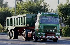 ERF A Hardwick Bulk Tipper Frank Hilton IMG_9200 (Frank Hilton.) Tags: erf foden atkinson ford albion leyland bedford classic truck lorry bus car
