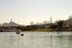 Skyline By The Bay (frankbehrens) Tags: sanfrancisco california kalifornien coittower transamericapyramid