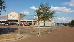 Fenced Off (Retail Retell) Tags: kroger marketplace v478 hernando ms desoto county retail construction expansion project