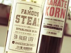 The Famous Steal (Markus Rdder (ZoomLab)) Tags: famous karate korn steal lippstadt schnapps getraenk mischung fluessigkeit zoomlab famoussteal karatekorn