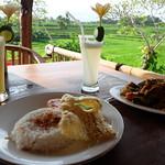Karsa Cafe, Ubud, Bali