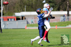 "RFL15 Assindia Cardinals vs. Bonn GameCocks 12.04.2015 055.jpg • <a style=""font-size:0.8em;"" href=""http://www.flickr.com/photos/64442770@N03/16505669553/"" target=""_blank"">View on Flickr</a>"