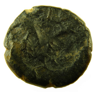 Gold plated stater - Corialtauvi (view 1) obv
