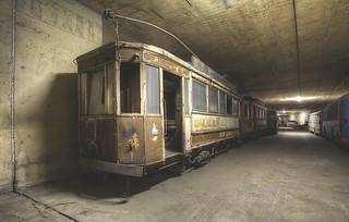 'Tram(pled)'