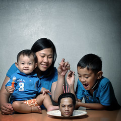 thirty-7even (maraculio) Tags: birthday family head 37 conceptual maraculio thirty7even